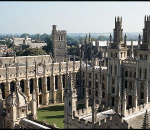 England's East Provides Most Students to Oxford and Cambridge